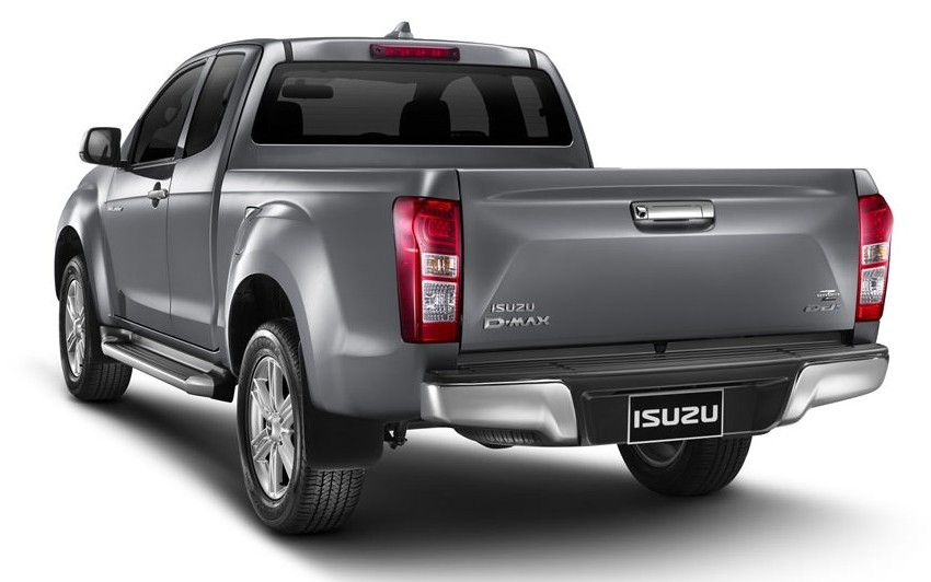 Isuzu D-Max II 2012 - now Pickup #2