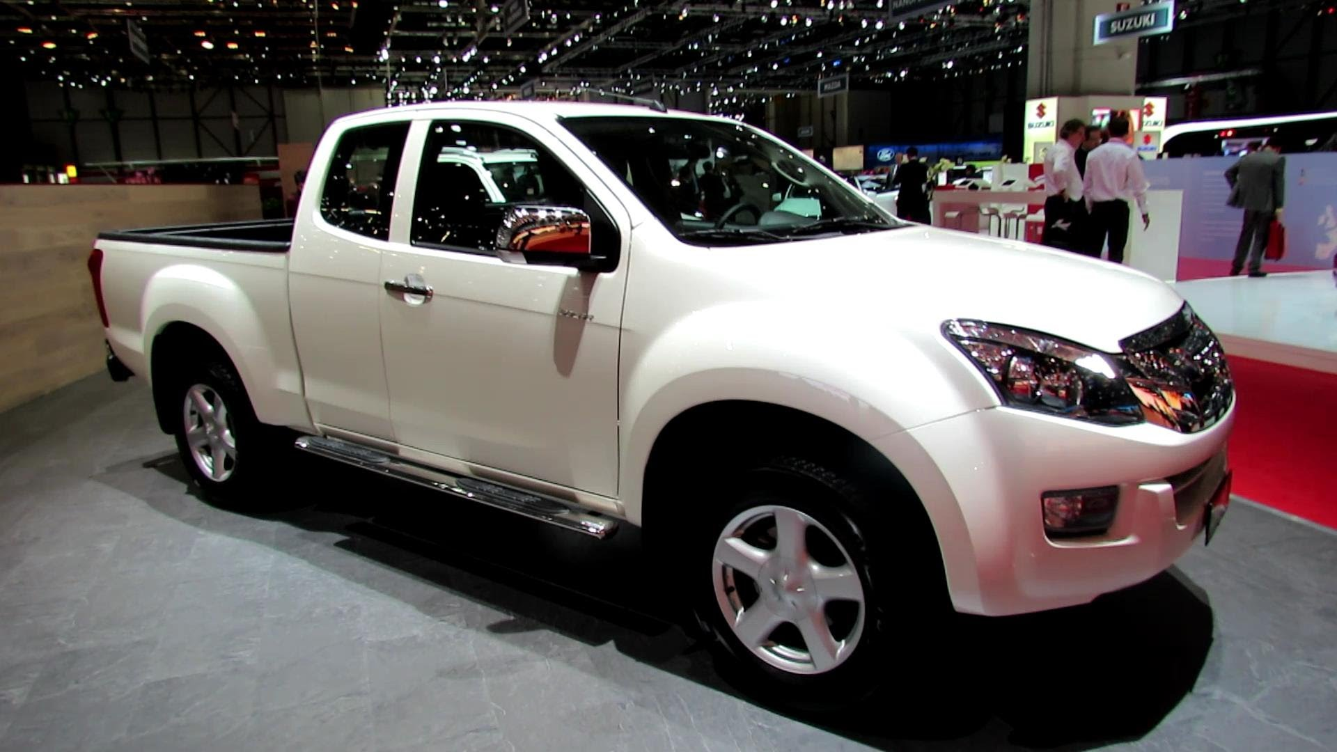 Isuzu D-Max II 2012 - now Pickup #4