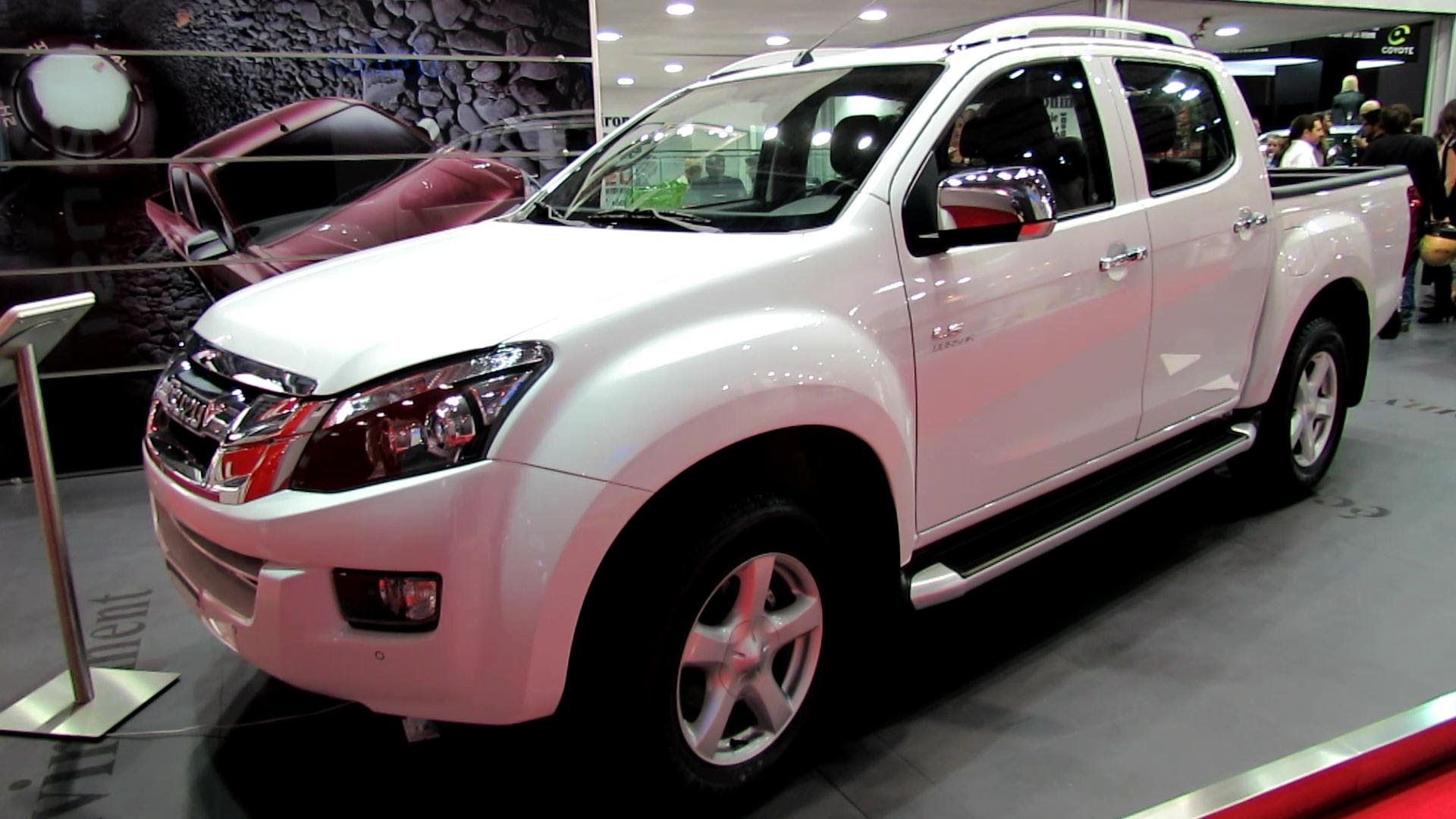 Isuzu D-Max II 2012 - now Pickup #6