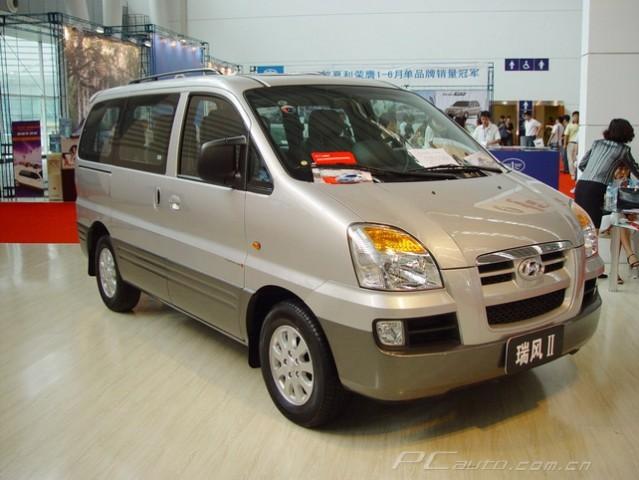 JAC M1 (Refine) 2006 - now Minivan #3