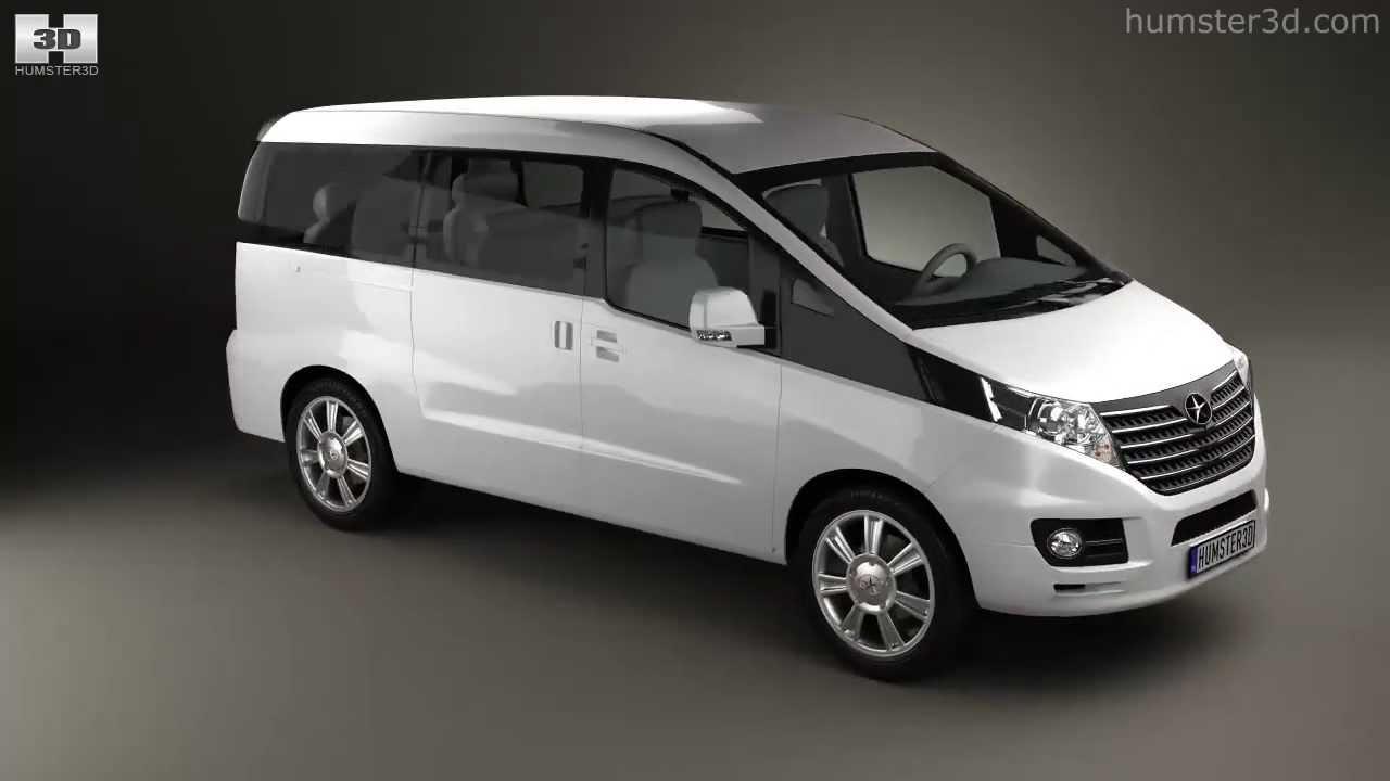 JAC M1 (Refine) 2006 - now Minivan #1
