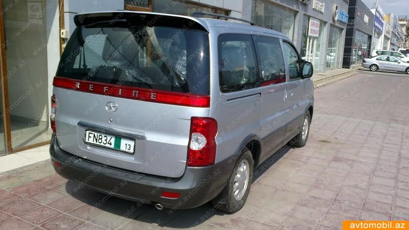 JAC M1 (Refine) 2006 - now Minivan #6