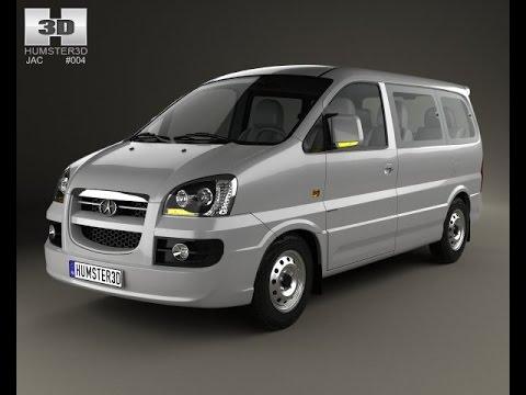 JAC M1 (Refine) 2006 - now Minivan #8