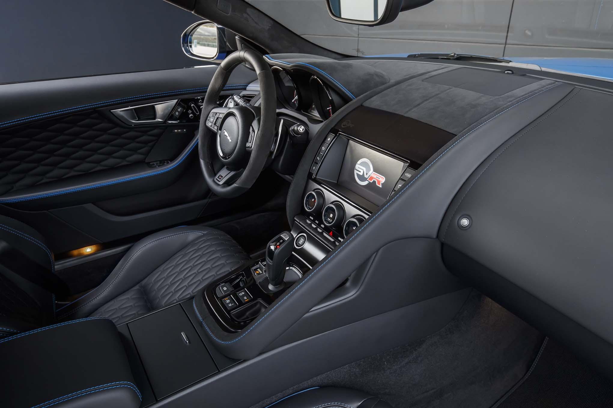 Jaguar F-Type SVR 2017 - now Coupe #7
