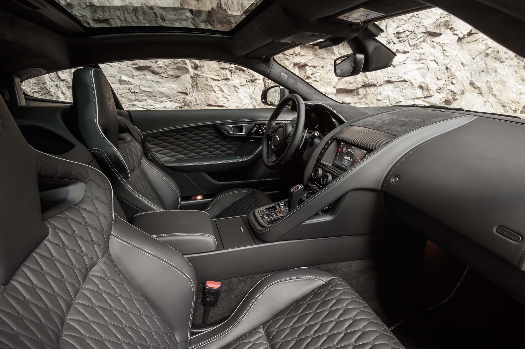 Jaguar F-Type SVR 2017 - now Coupe #4