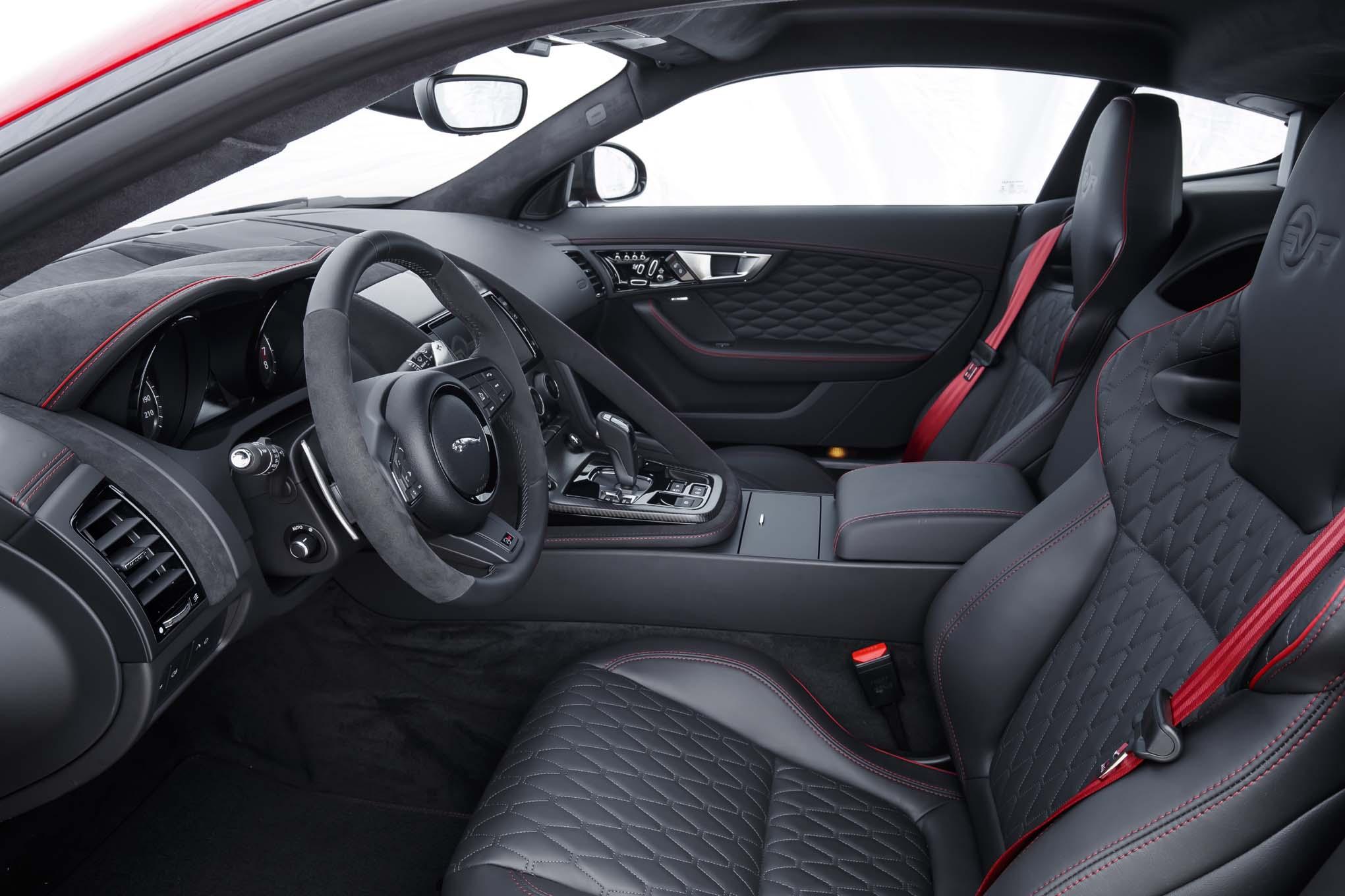 Jaguar F-Type SVR 2017 - now Coupe #6