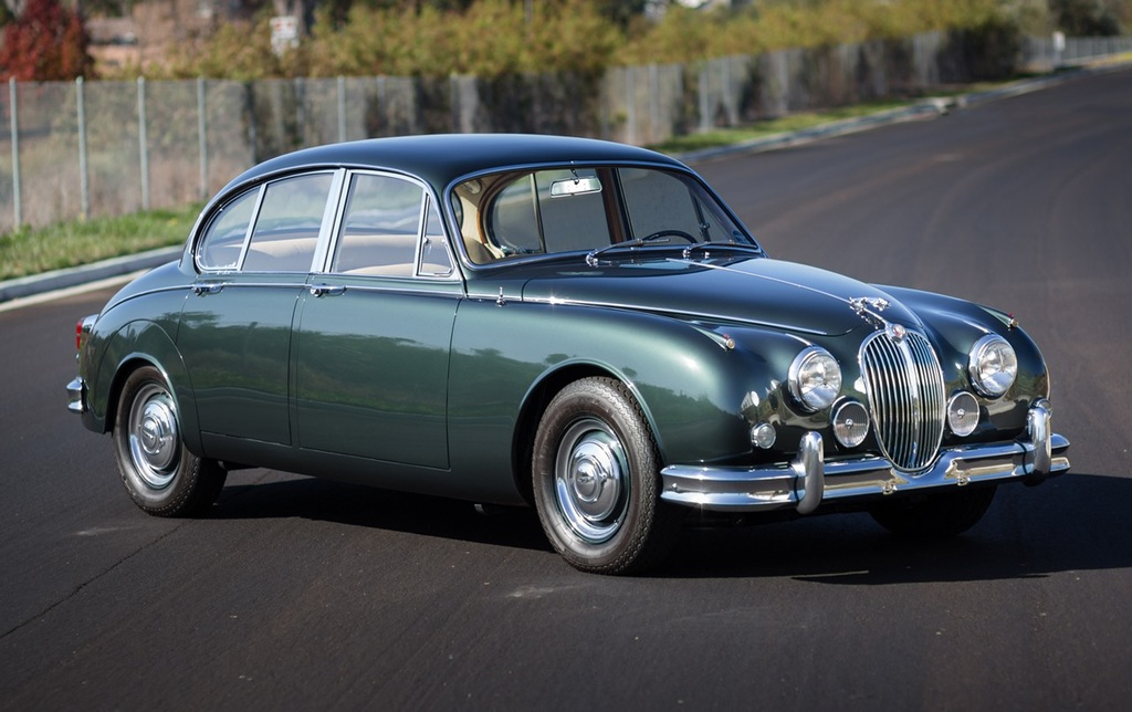 Jaguar Mark 2 I 1959 - 1967 Sedan #7