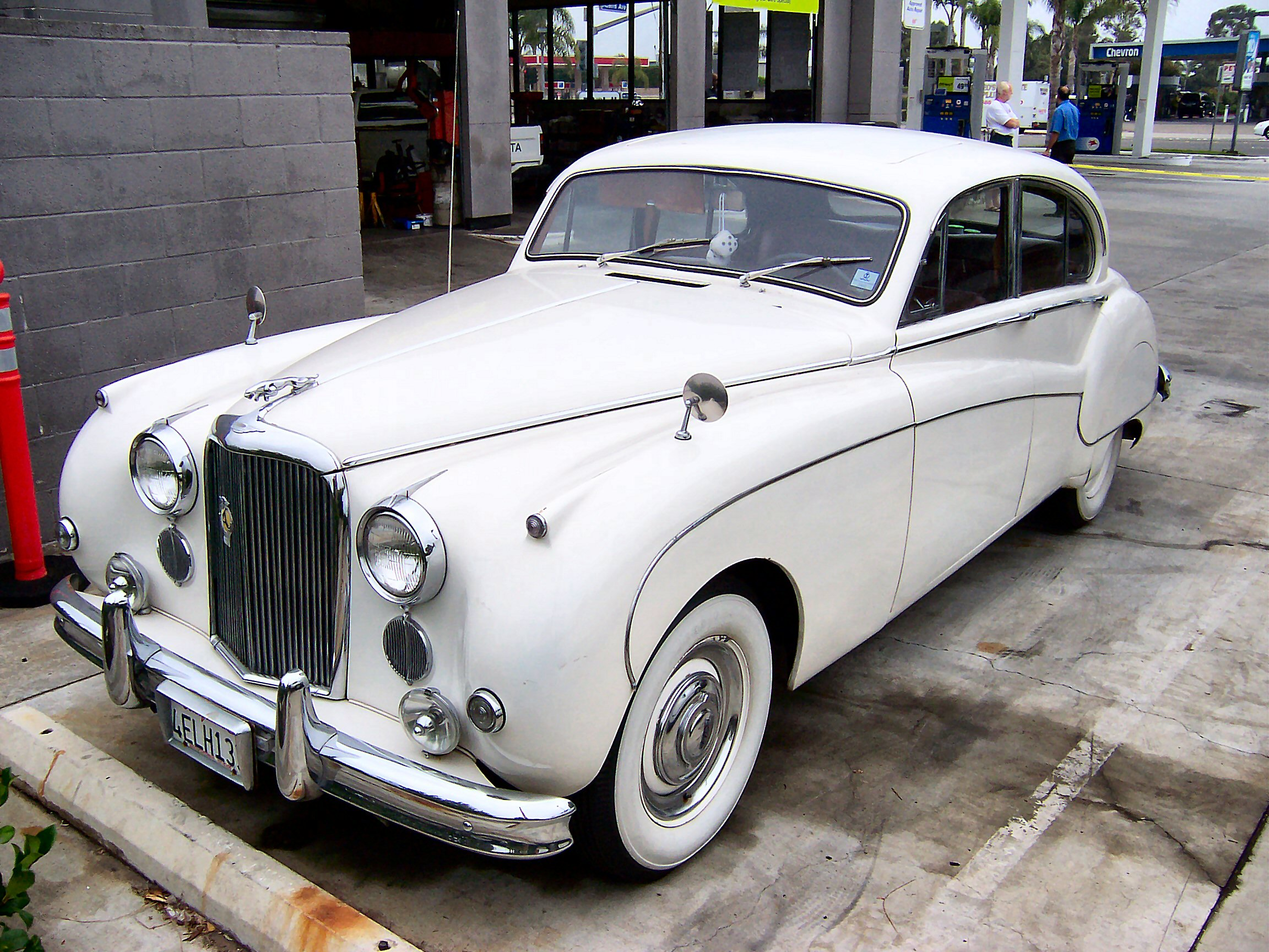 Jaguar Mark 2 I 1959 - 1967 Sedan #1