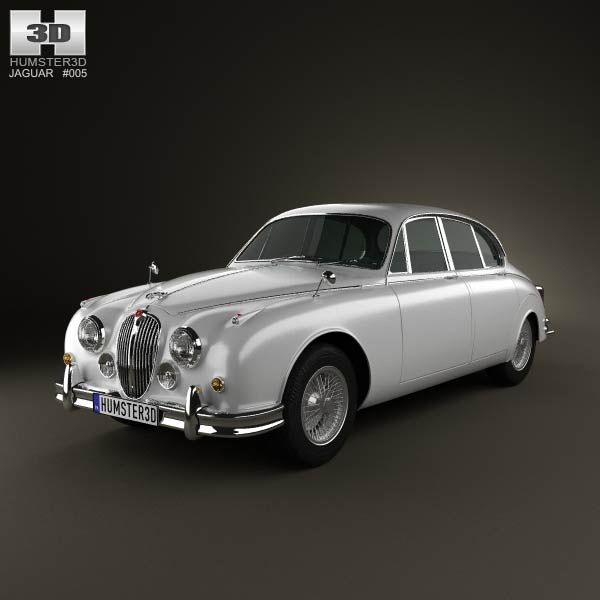 Jaguar Mark 2 I 1959 - 1967 Sedan #2