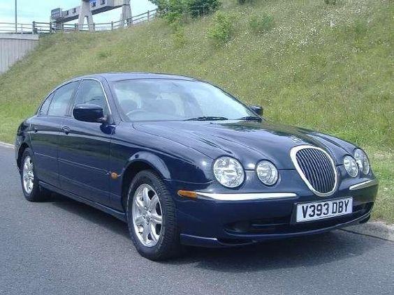 Jaguar S-Type I Restyling 2004 - 2008 Sedan #1