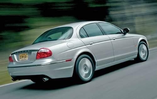 Jaguar S-Type I Restyling 2004 - 2008 Sedan #6