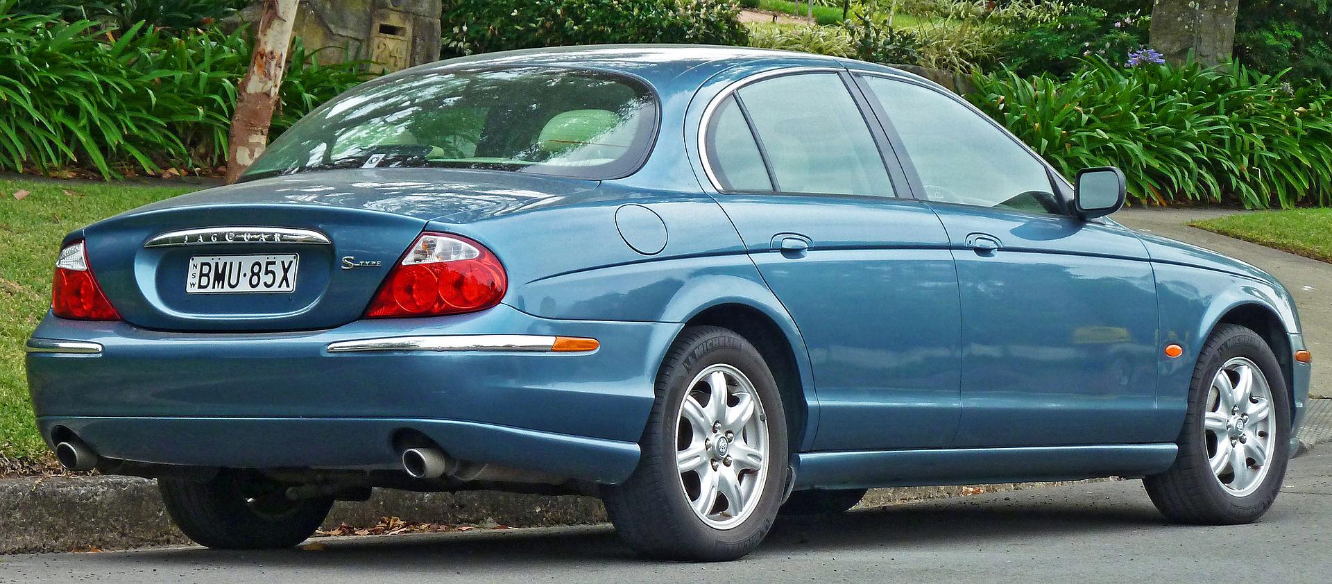 Jaguar S-Type I Restyling 2004 - 2008 Sedan #7