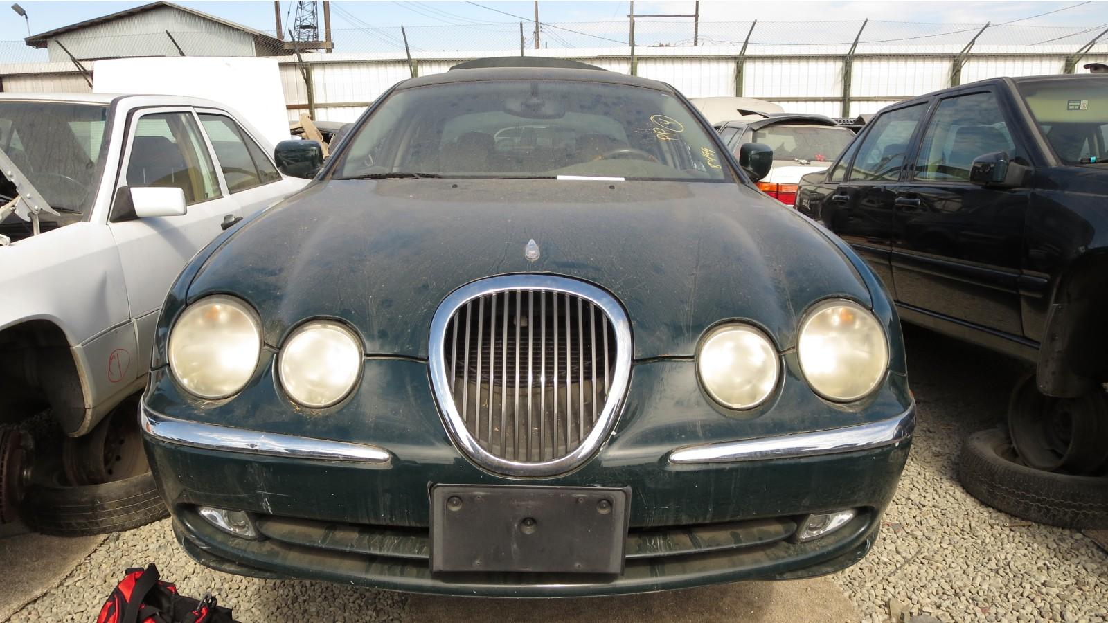 Jaguar S-Type I Restyling 2004 - 2008 Sedan #2