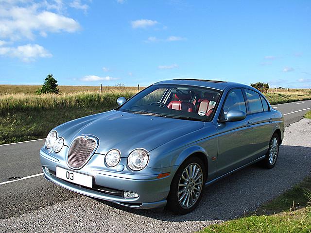 Jaguar S-Type I Restyling 2004 - 2008 Sedan #5