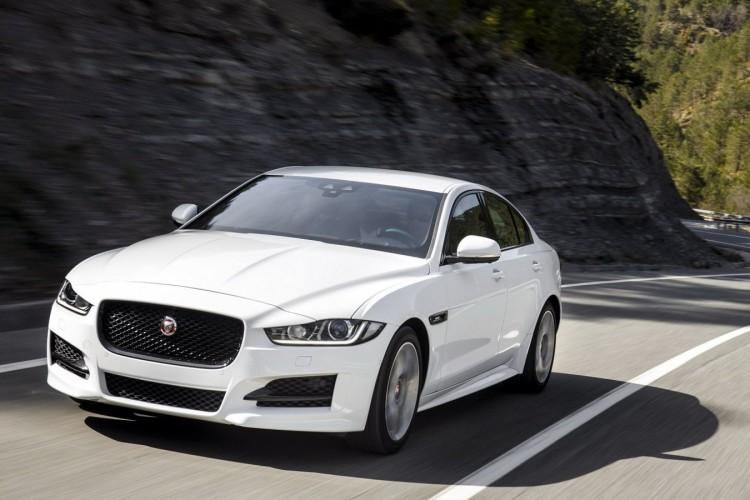 Jaguar XE 2015 - now Sedan #5