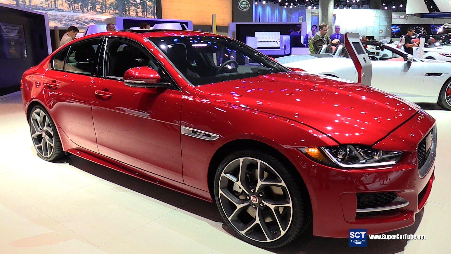 Jaguar XE 2015 - now Sedan #4