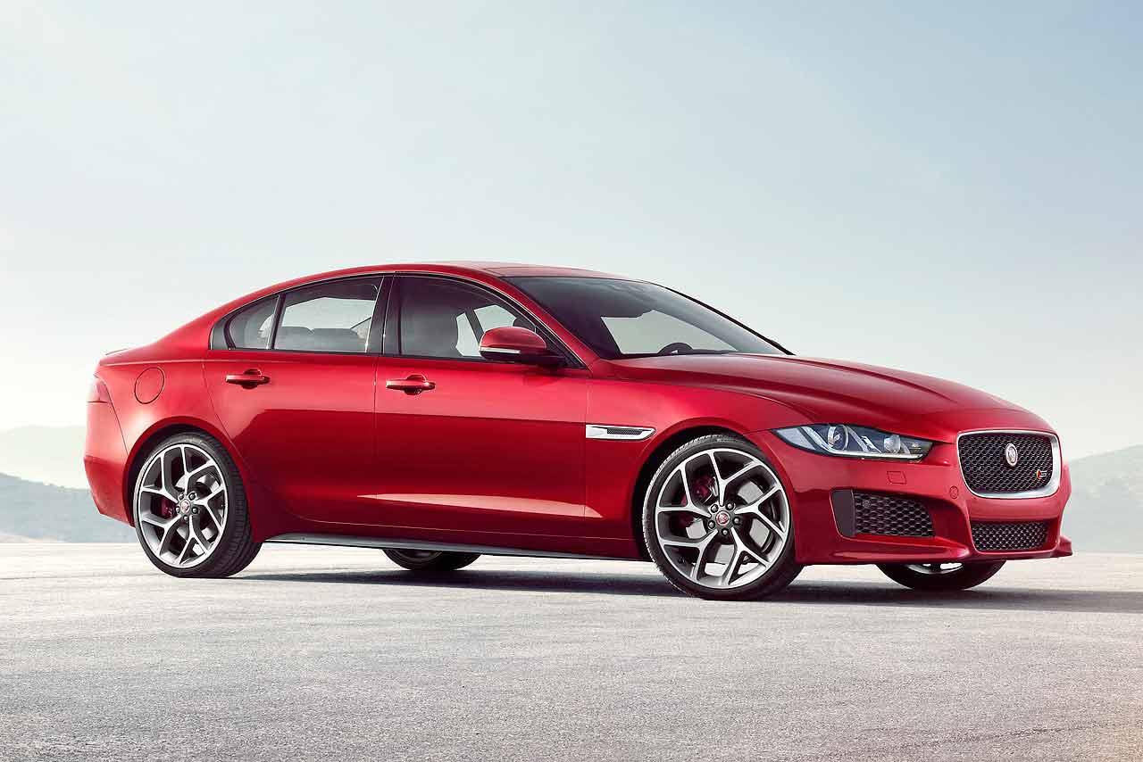 Jaguar XE 2015 - now Sedan #6
