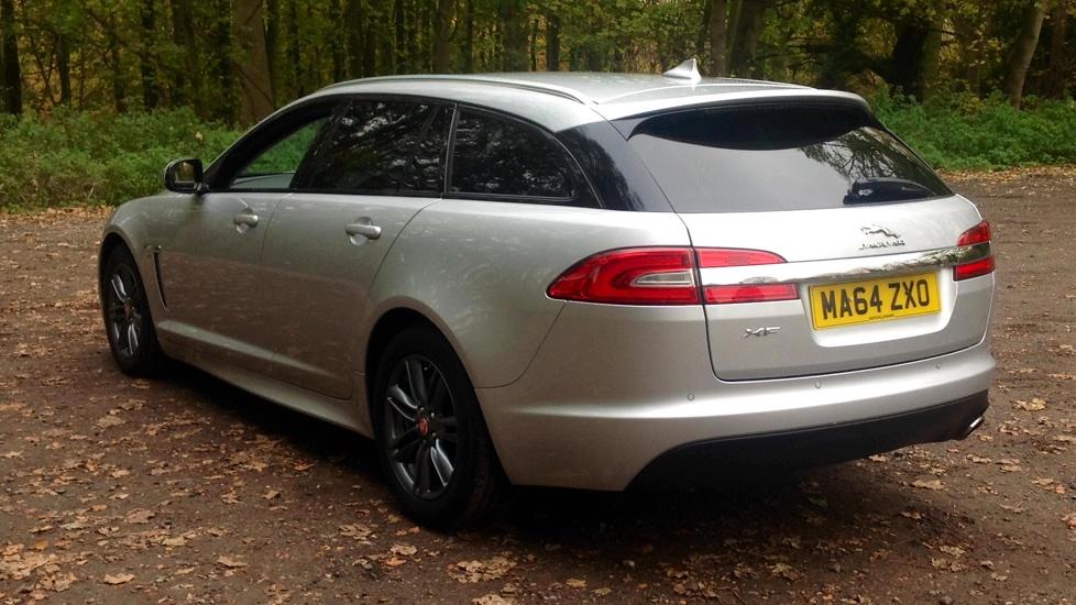 Jaguar XF II 2015 - now Station wagon 5 door #5