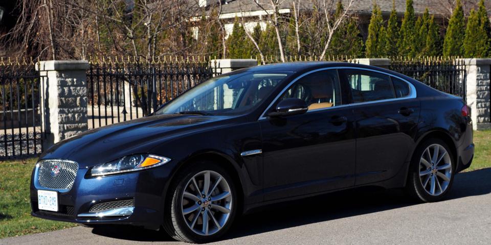 Jaguar XF II 2015 - now Station wagon 5 door #7