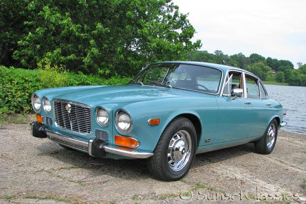 Jaguar XJ I (Series 1) 1968 - 1973 Sedan #6