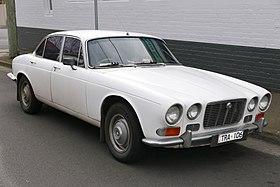 Jaguar XJ I (Series 1) 1968 - 1973 Sedan #5