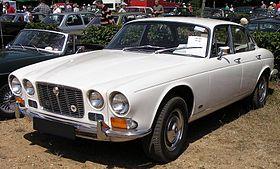 Jaguar XJ I (Series 1) 1968 - 1973 Sedan #3