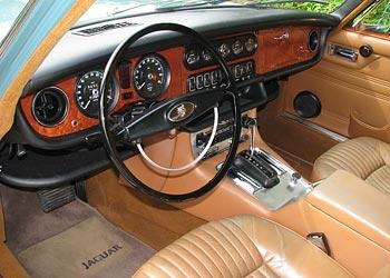 Jaguar XJ I (Series 1) 1968 - 1973 Sedan #7