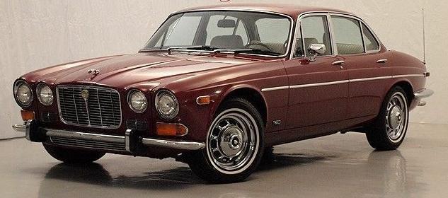 Jaguar XJ I (Series 1) 1968 - 1973 Sedan #1