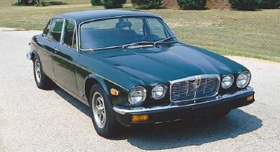 Jaguar XJ I (Series 2) 1973 - 1979 Sedan #7