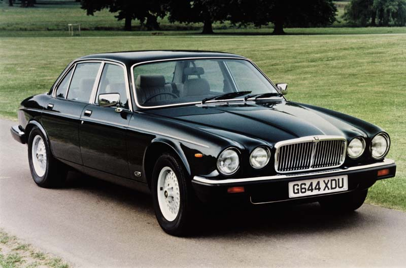 Jaguar XJ I (Series 3) 1979 - 1992 Sedan #1