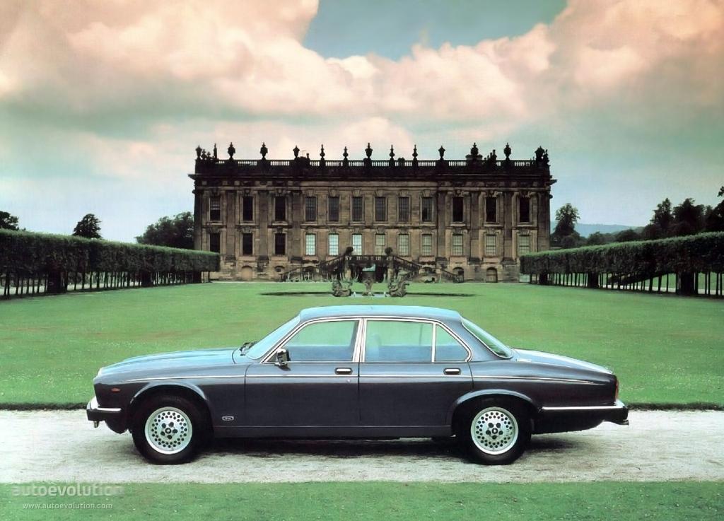 Jaguar XJ I (Series 3) 1979 - 1992 Sedan #3