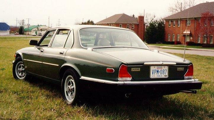 jaguar xj i series 3 1979 1992 sedan outstanding cars. Black Bedroom Furniture Sets. Home Design Ideas