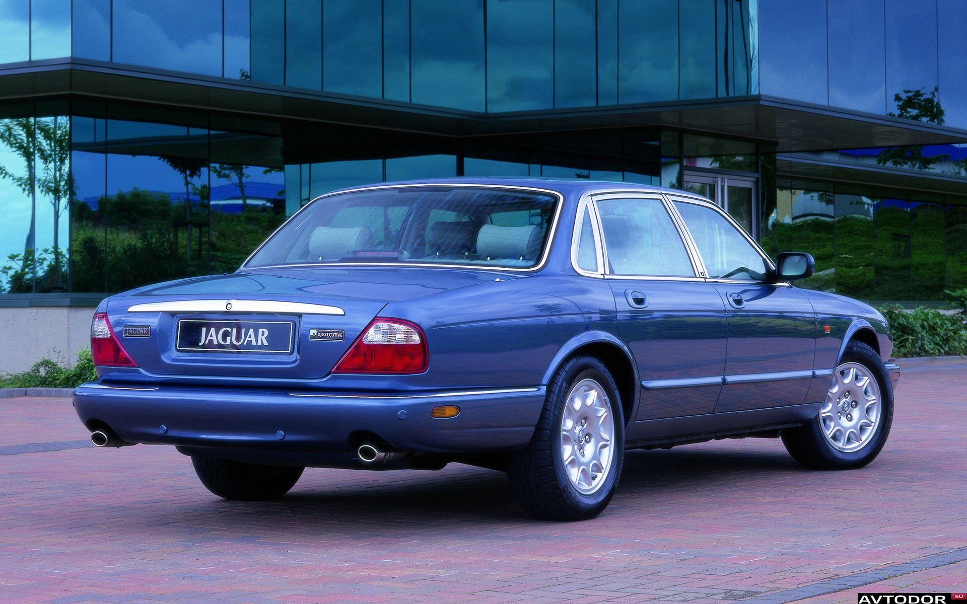 Jaguar XJ II (X308) 1997 - 2003 Sedan #1