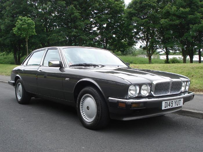 Jaguar XJ II (XJ40) 1986 - 1994 Sedan #1