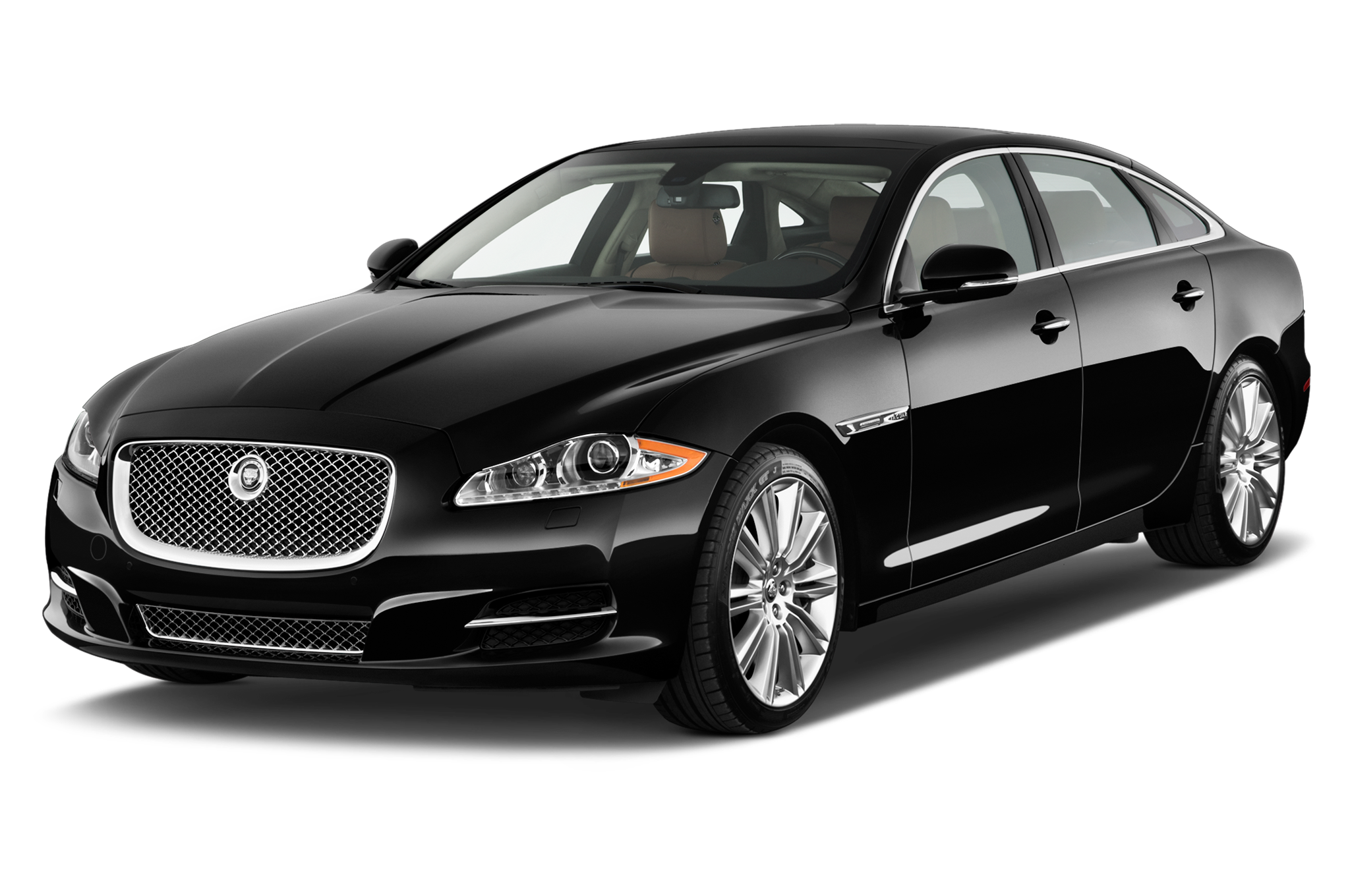 Jaguar XJ IV (X351) Restyling 2015 - now Sedan #5
