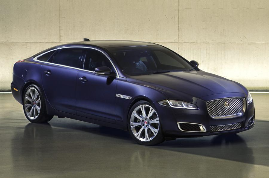 Jaguar XJ IV (X351) Restyling 2015 - now Sedan #4
