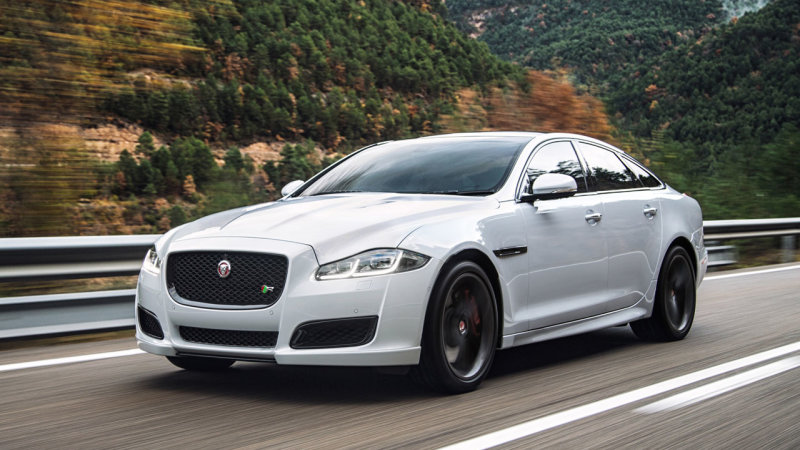 Jaguar XJ IV (X351) Restyling 2015 - now Sedan #1