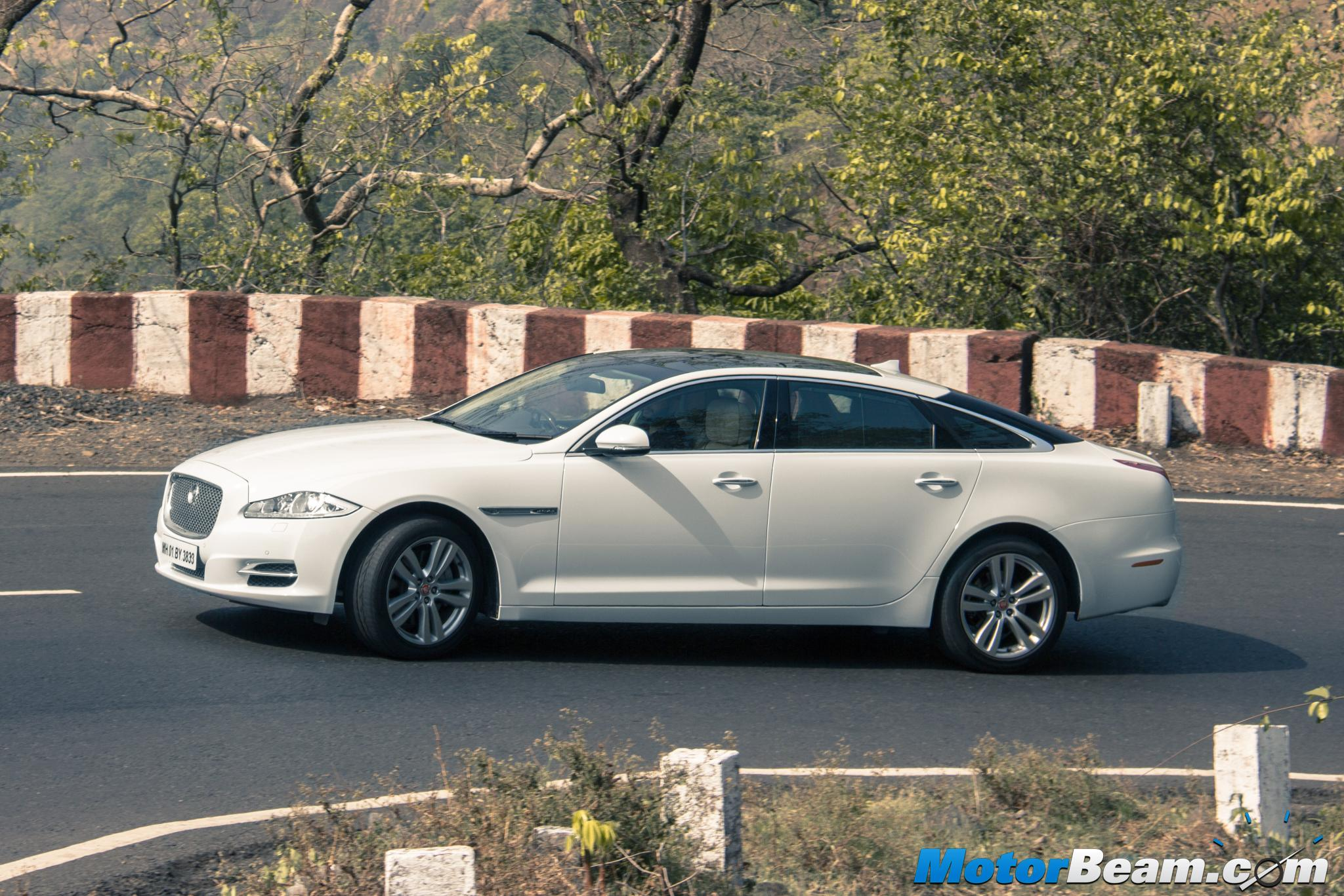 Jaguar XJ IV (X351) Restyling 2015 - now Sedan #3