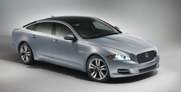 Jaguar XJ IV (X351) Restyling 2015 - now Sedan #2