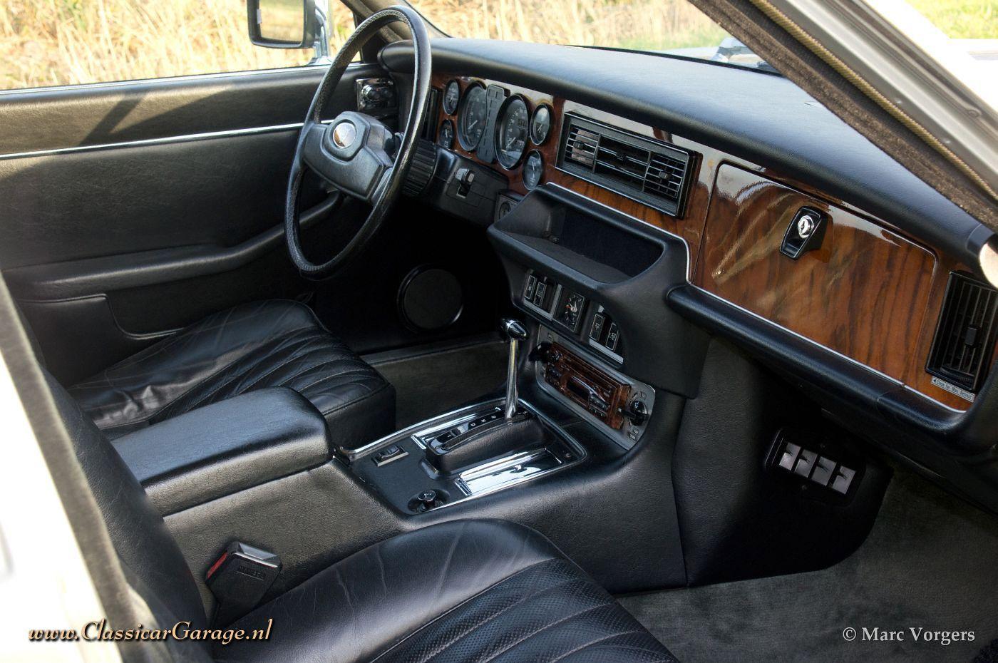 Jaguar Xjs Series 3 1990 1996 Coupe Outstanding Cars Xj6 Vanden Plas 8