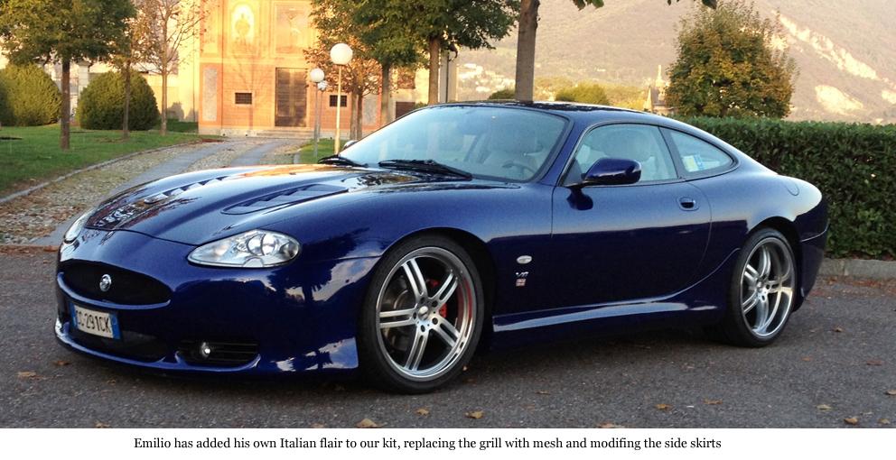 Jaguar XK I Restyling 2004   2006 Coupe #4