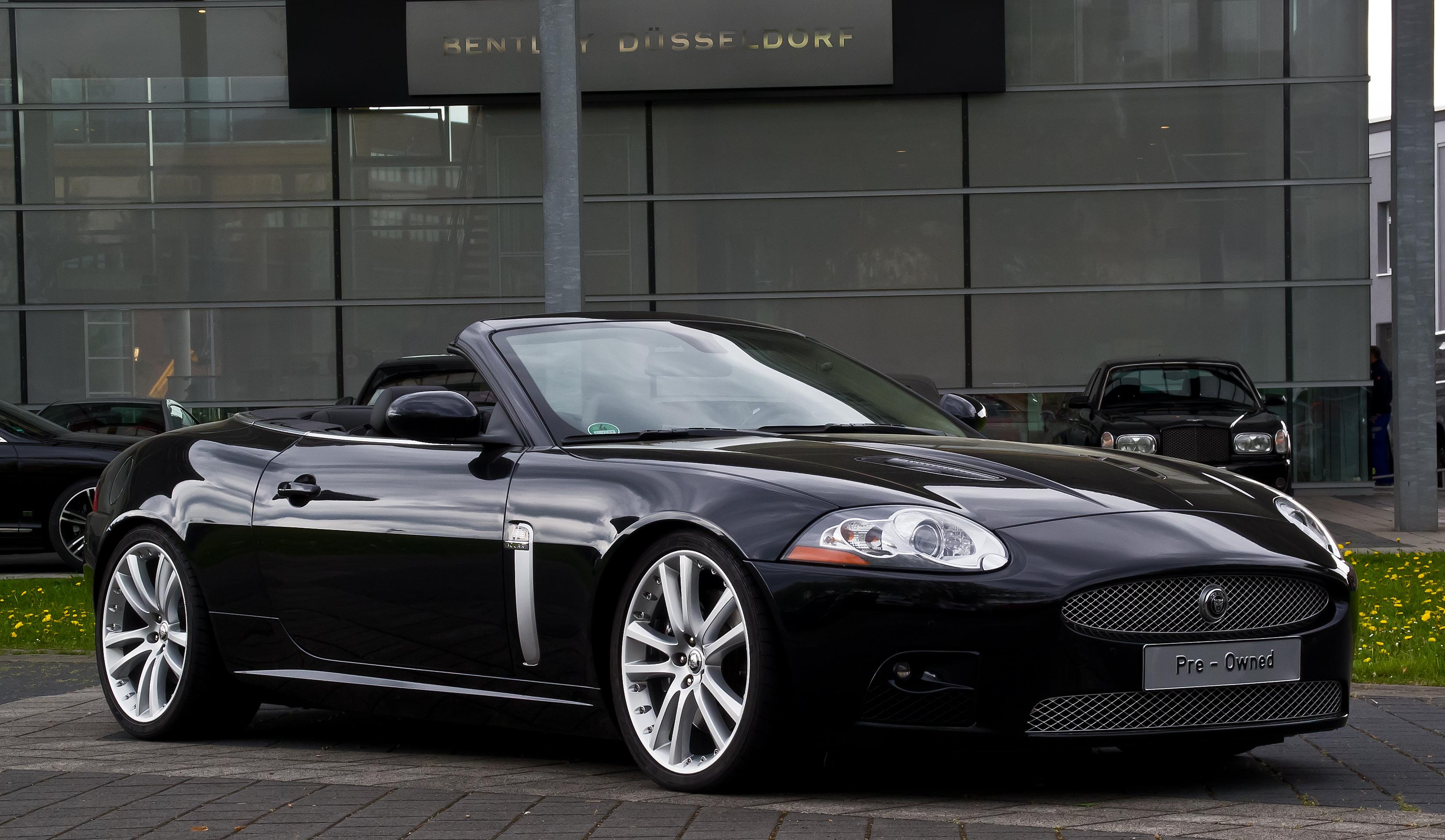 Jaguar XK II 2006   2009 Coupe #4