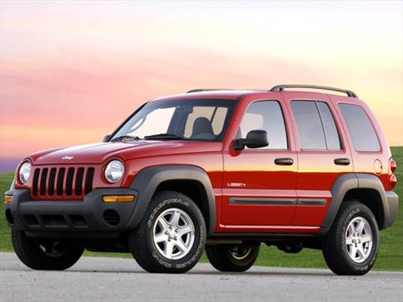 Jeep Liberty (North America) II 2007 - 2012 SUV 5 door #3