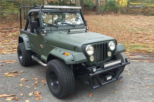 Jeep CJ 1966 - 1987 SUV #4