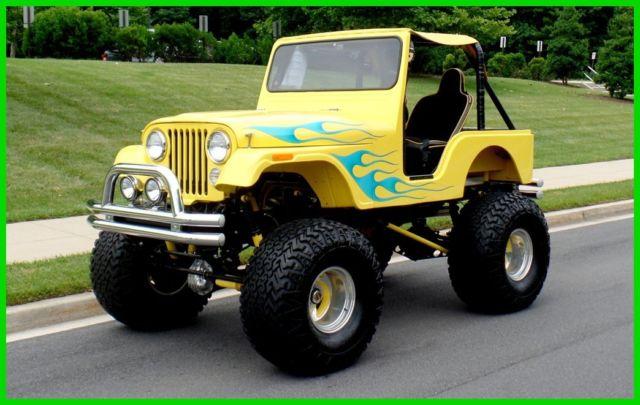 Jeep CJ 1966 - 1987 SUV #6