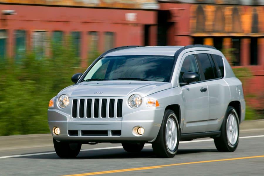 Jeep Compass I 2006 - 2010 SUV 5 door #5