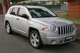Jeep Compass I 2006 - 2010 SUV 5 door #2