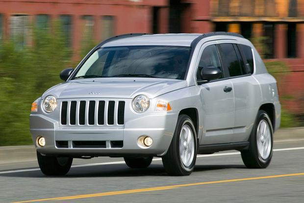 Jeep Compass I 2006 - 2010 SUV 5 door #7