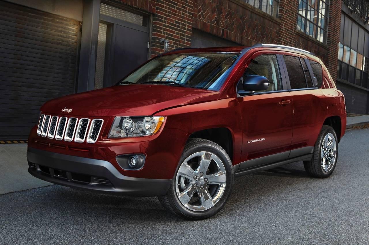 Jeep Compass II 2017 - now SUV 5 door #3