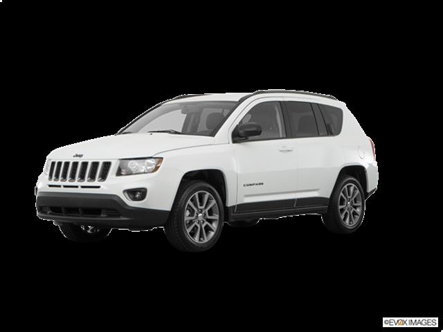 Jeep Compass II 2017 - now SUV 5 door #4